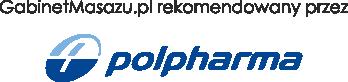 GabinetMasazu.pl rekomendowany przez Polpharma